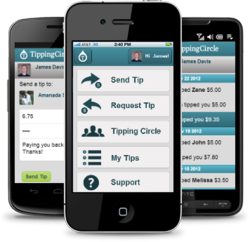 TippingCircle Mobile Payments App