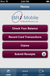 BRiMobile app streamlines management of tax-free accounts.