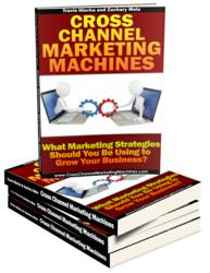 Cross Channel Marketing Machines Books