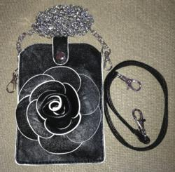 Lil Flower Cell Phone Purse