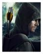 Stephen Amell stars as Oliver Queen in ARROW, returning for its second season this fall, Wednesdays 8/7c on The CW.