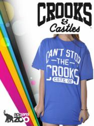 Crooks & Castles Clothing