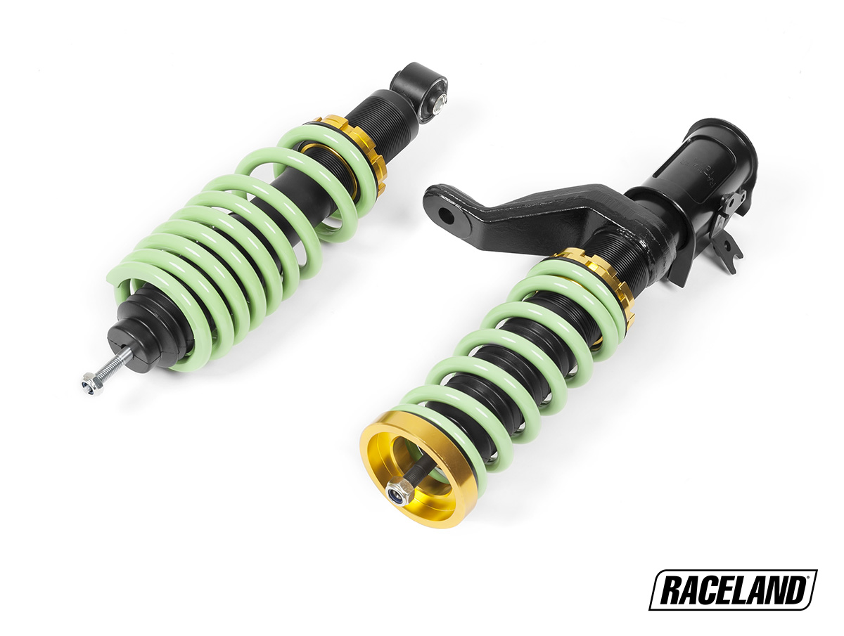 New Raceland Acura RSX Ultimo Coilovers Available