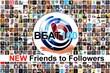 Build a fan base On BEAT100