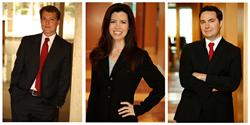 L-R: Grant Waterkotte, Kelly Douglas, & Andrew O. Smith