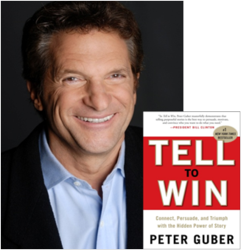 Peter Guber - #1 New York Times Bestseller; Chairman & CEO, Mandalay Entertainment Group; Co-Owner, NBA's Golden State Warriors; Owner, MLB's Los Angeles Dodgers; Chairman, Dick Clark Productions; Entertainment and Media Analyst, Fox Business News; Profes