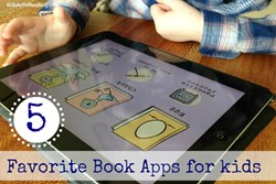 book apps for kids