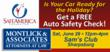 Complimentary 10-Point Auto Safety Inspection Available June 29th in...