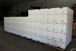 All Natural Freshness Stackable Tolling Pallets