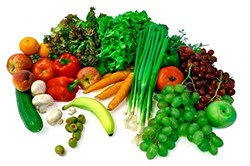 Acid alkaline diet food list
