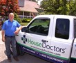 Tony Woods of Johnson City one of the newest entrepreneurs to has open a House Doctors. He now offers home repair and home improvement services in the Tri-Cities area Tennessee. Ned Jilton II photo