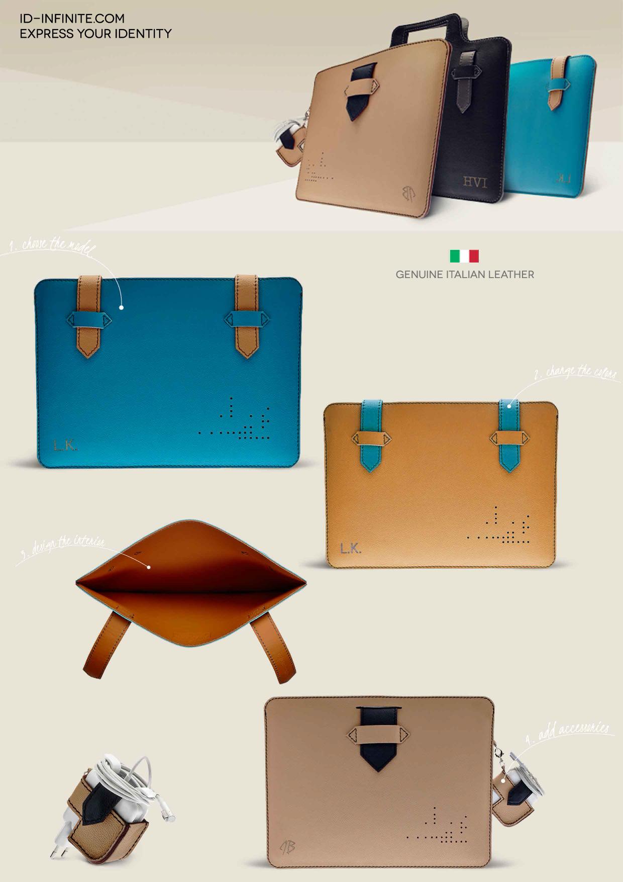 Diy Macbook Cover : Id infinite launches designer custom macbook cases in the