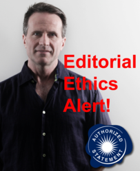 Editorial Ethics & Logical Fallacies Project with BEN NAPARSTEK of FAIRFAX MEDIA by Michael Roberts