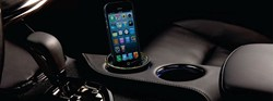 iPhone cup mount, iPhone cup holder, iPhone, Car, Mount,iPhone car charger, mount, mounts, carrier, carriers, holder, holders, stand, stands, dock, docks, kit, kits, deck, decks, integration, hook up, link, navigation, Ford,
