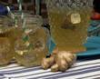 Iced Ginger Tea