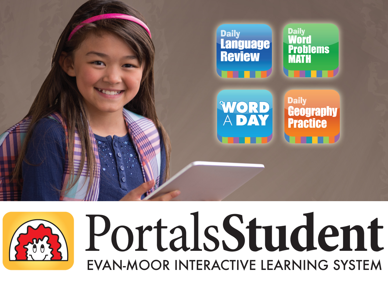 Evan-Moor's Portals Student is Now Available for Android Devices and