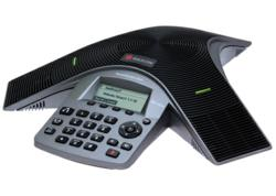 polycom soundstation duo analog/ip audio conferencing phone