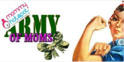 parenting,blogging,website promotion,product promotion,endorsing products,paid sponsorship opportunities,Army of moms