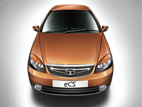 Tata Motors Introduce The Brand New Tata Indigo Ecs