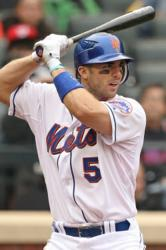 Mets Player David Wright