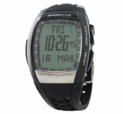 sportline solo 965, strapless heart rate monitor, activity computer