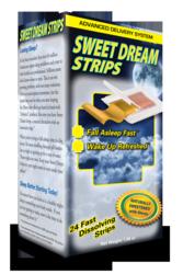 Essential Source, Sweet Dream Strips, insomnia, sleepless, sleep aid, natural sleep aid