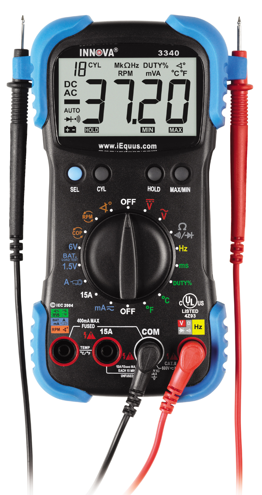 Summit Digital Meters : New from summit racing equipment restoration products and