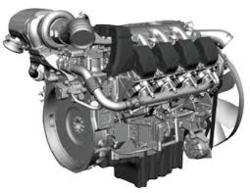 Mercedes Sprinter Diesel Engine