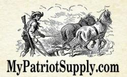 Emergency Preparedness Supplier, My Patriot Supply, logo