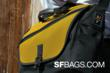 "WaterField Designs / SFBags.com—The Cargo with ""taxi"" flap"
