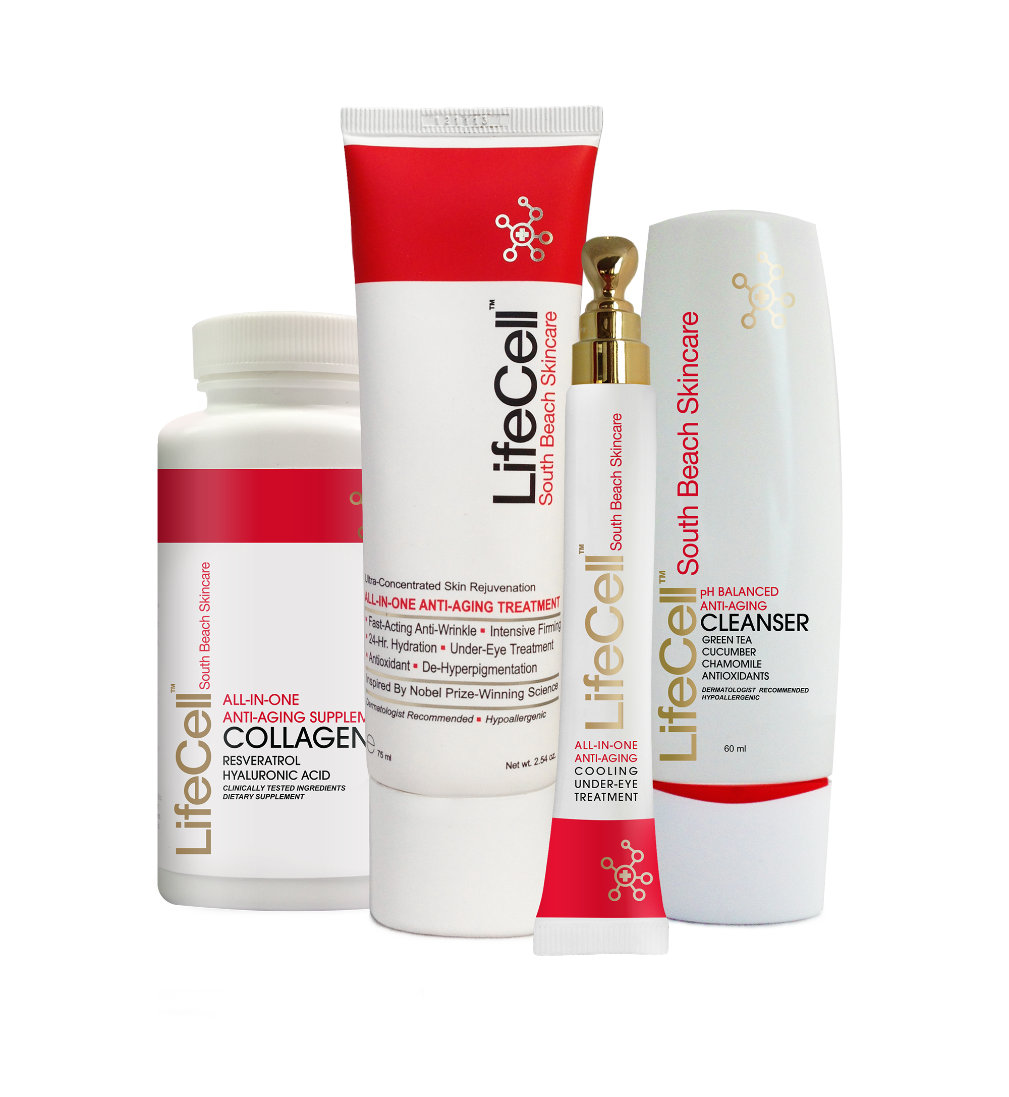Lifecell Wrinkle Cream