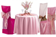 Table Cloth Factory Announcing Product Line Ideal for Wedding Planners