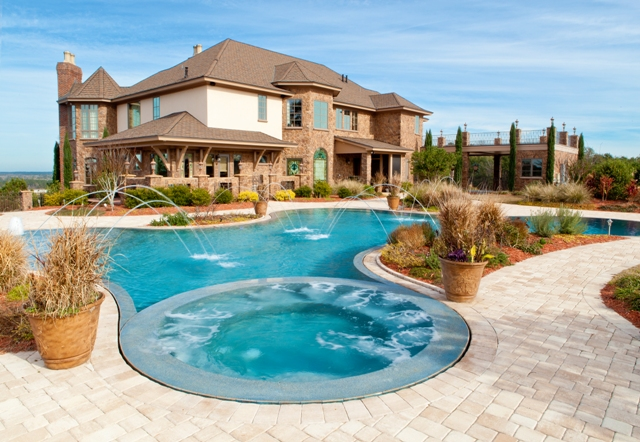 Local pool builder wins award for excellent design for Local pool builders