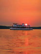 Dells Boat Tours' Dinner Cruise Serves up Sunsets and Serenades...