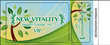 Join New Vitality Health Foods, Inc's VIP program and start earning rewards toward future purchases!