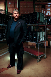 John Samborski, CEO Ace Technology Partners: Photo Courtesy of Stephen J. Serio.