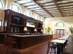 Manufactured wood beams speed up renovation – a must for a busy restaurant