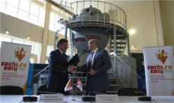 Roscosmos Will Take the Sochi 2014 Olympic Torch to Space