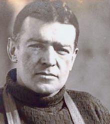 British polar explorer Ernest Shackleton after whom the new Shackleton banjo is named
