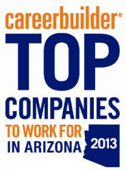 List of top companies to work for in Arizona