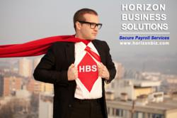 Horizon Business Solutions Payroll Division Rescues Security Conscious Clients