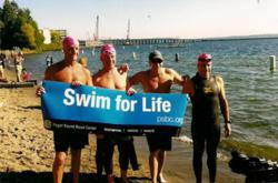 Team Perkins, 2012 Swim for Life