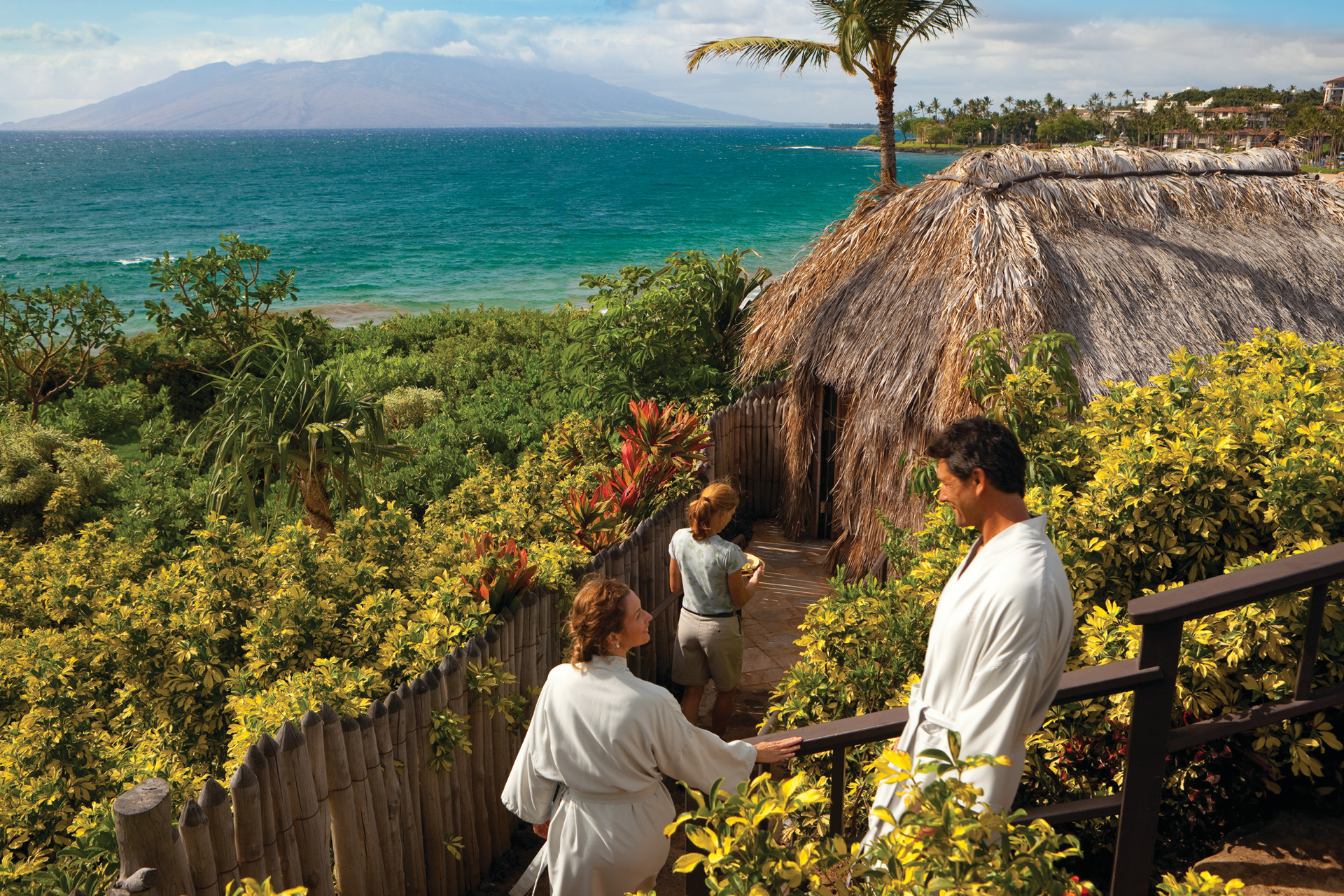 The Spa At Four Seasons Resort Maui Introduces Slimming