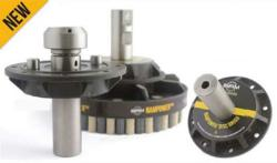 Lightweight Tool Holders for NamPower Abrasive Disc Brushes