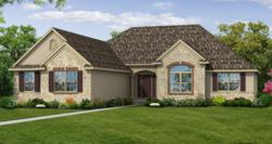 McAllister ranch style floor plan by Ohio custom home builder Wayne Homes
