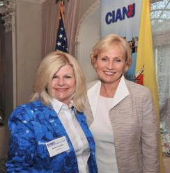 GráficaGroup CEO Debra Taeschler honored as a Woman of Influence by CIANJ
