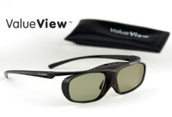 ValueView™ 3D Glasses for Panasonic 3D TVs