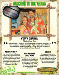New franchisee Vinay Chadha