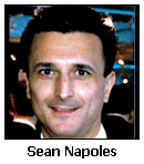 Top Echelon Network recruiter Sean Napoles, CPC of Career Brokers, Inc.