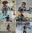 CLOSCA bike helmets make a stylish statement wherever you go.